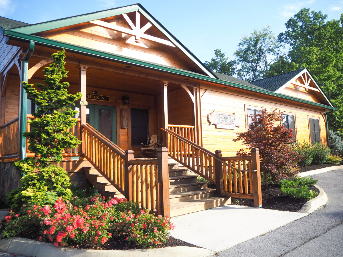 bloggy conference cabins of the smoky mountains gatlinburg pigeon forge
